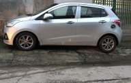 Cần bán lại xe Hyundai Grand i10 2015, màu bạc, nhập khẩu  giá 255 triệu tại Thái Nguyên