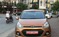 Cần bán xe Hyundai Grand i10 1.0 AT sản xuất 2014, màu nâu giá 305 triệu tại Hà Nội