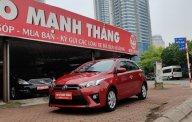 Bán xe Toyota Yaris 1.3 AT năm 2017, màu đỏ, nhập khẩu giá 455 triệu tại Hà Nội