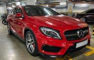 Bán ô tô Mercedes 45 AMG 4matic đời 2016, màu đỏ, nhập khẩu, như mới giá 1 tỷ 380 tr tại Tp.HCM