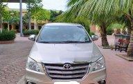 Bán Toyota Innova 2.0E đời 2014, màu vàng, chính chủ, giá 385tr giá 385 triệu tại Hà Nội