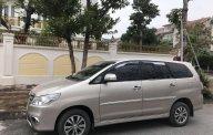 Xe Toyota Innova E đời 2016, màu vàng, còn mới, giá chỉ 420 triệu giá 420 triệu tại Hà Nội