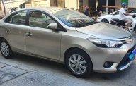 Cần bán xe Toyota Vios G 2017, màu bạc, còn mới, giá 475tr giá 475 triệu tại Đà Nẵng