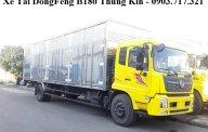 Bán xe tải Dongfeng B180 7T5 thùng kín dài 9m7 mới 2019 giao ngay giá tốt giá 990 triệu tại Bình Dương