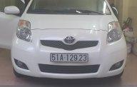 Bán xe Toyota Yaris đời 2010, màu trắng, như mới giá 370 triệu tại Tp.HCM