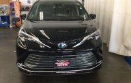 Bán ô tô Toyota Sienna Platinum Hybrid  2021, màu đen, nhập khẩu Mỹ, đủ màu giá 4 tỷ 300 tr tại Hà Nội