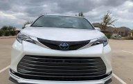 Toyota Sienna Platinum 2021, màu trắng, nhập Mỹ - giá cực tết giá 4 tỷ 300 tr tại Hà Nội