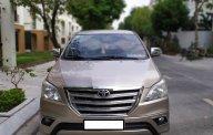 Cần bán Toyota Innova 2.0E đời 2016, màu vàng, chính chủ. giá 415 triệu tại Hà Nội