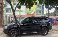 Bán Ford Escape 2.3 XLS Số tự động đời 2006, màu đen, 198tr giá 198 triệu tại Hà Nội