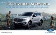 Cần bán Ford Everest Sport đời 2021, xe nhập giá 1 tỷ 112 tr tại Hà Nội