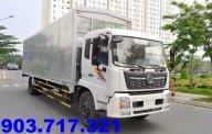 Xe tải Dongfeng thùng cánh dơi mới 2021 thiết kế thùng thuộc bản quyền Auto Phú Mẫn giá 1 tỷ 80 tr tại Bạc Liêu