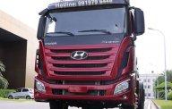 Bán ô tô Hyundai đầu kéo Xcient màu đỏ, nhập khẩu giá 1 tỷ 829 tr tại Long An