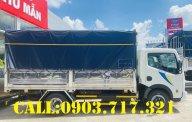 Xe tải Nissan 1T9 thùng dài 4m3 | Bán xe tải Nissan 1T9 thùng dài 4m3 giá tốt nhất giá 450 triệu tại Tp.HCM