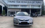 Cần bán lại xe Honda Civic G đời 2010, màu bạc, số tự động, giá 390tr giá 390 triệu tại Tp.HCM