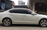 Xe Honda Accord EX-L nhập Mỹ đời 2008, màu trắng, nhập khẩu nguyên chiếc giá 450 triệu tại Quảng Ngãi