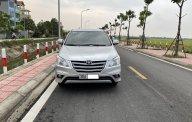 Bán ô tô Toyota Innova 2.0E đời 2016, màu bạc, chính chủ giá 395 triệu tại Hà Nội