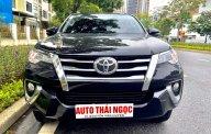 Xe Toyota Fortuner 2.4 đời 2020, màu đen, nhập khẩu nguyên chiếc, số tự động giá 989 triệu tại Hà Nội