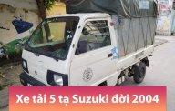 Xe tải Suzuki 5 tạ cũ thùng bạt đời 2004 Hải Phòng giá 65 triệu tại Hải Phòng