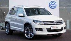 Bán ô tô Volkswagen Tiguan đời 2015, màu trắng, nhập khẩu chính hãng giá 1 tỷ 350 tr tại Tp.HCM