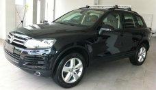 Bán ô tô Volkswagen Touareg 2015 2015, màu đen, xe nhập, khuyến mãi phí trước bạ giá 2 tỷ 442 tr tại Tp.HCM