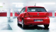 Bán xe Volkswagen Polo đời 2015, màu đỏ, nhập khẩu nguyên chiếc  giá 699 triệu tại Tp.HCM