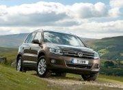 Cần bán Volkswagen Tiguan đời 2014, màu nâu, nhập khẩu chính hãng giá 1 tỷ 313 tr tại Tp.HCM