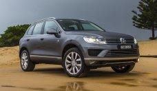Cần bán xe Volkswagen Touareg đời 2015, màu xám, xe nhập giá 2 tỷ 889 tr tại Tp.HCM