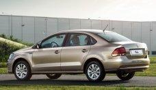 Cần bán xe Volkswagen Polo 2016 đời 2015, màu nâu, nhập khẩu chính hãng giá 767 triệu tại Tp.HCM