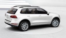 Cần bán Volkswagen Touareg 2015 đời 2015, màu trắng, nhập khẩu chính hãng giá 2 tỷ 889 tr tại Tp.HCM