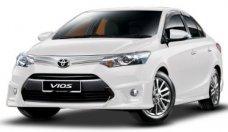Toyota Hải Dương bán xe Vios 2016 trả góp 80% giá 490 triệu tại Hải Dương
