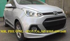 Ô tô Hyundai Grand i10, LH: 0935536365 - Trọng Phương. Hỗ trợ mọi thủ tục về xe giá 402 triệu tại Đà Nẵng