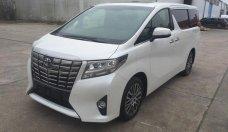 Bán Toyota Alphard 3.5 nhập Đức đời 2018, màu trắng, nhập khẩu nguyên chiếc giá 3 tỷ 456 tr tại Hà Nội
