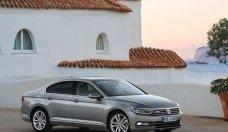 Cần bán Volkswagen Passat 2016 2016, màu kem (be), nhập khẩu giá 1 tỷ 420 tr tại Tp.HCM