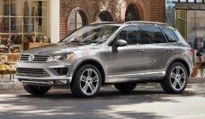 Giá bán xe Volkswagen Touareg 2016 2016, màu đen, nhập khẩu nguyên chiếc giá 2 tỷ 745 tr tại Tp.HCM