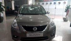 Cần bán Nissan Sunny XL model năm 2018, màu xám (ghi), LH: 0939.163.442 tháng bán hàng hòa vốn giá 438 triệu tại Bình Dương