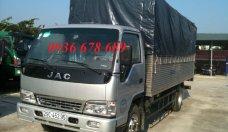 Xe tải JAC 3.5 tấn, thùng dài 5.3M, giá cực tốt - LH: 0936 678 689 giá 370 triệu tại Hà Nội