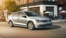 Bán xe Volkswagen Jetta 2016 đời 2016, màu bạc, nhập khẩu chính hãng giá cạnh tranh giá 990 triệu tại Tp.HCM