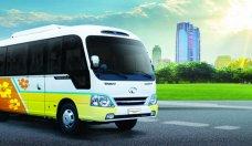 Giá xe Thaco County 29 chỗ, máy Hyundai, khung gầm Hyundai giá 1 tỷ 85 tr tại Tp.HCM