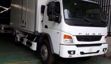Xe tải Fuso FI nhập khẩu thùng kín bảo ôn tải trọng 6.4 tấn giá 755 triệu tại Bình Dương