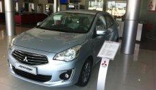 Cần bán xe Mitsubishi Attrage đời 2018, màu bạc, nhập khẩu, cho vay 80%, LH: 0905.91.01.99 (Phú) giá 425 triệu tại Đà Nẵng