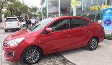Cần bán Mitsubishi Attrage màu đỏ, nhập khẩu, giá tốt nhất ở Huế. Cho vay đến 80% - LH: 0905.91.01.99 giá 400 triệu tại TT - Huế