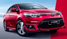 Bán xe Toyota Vios 1.5E MT đời 2018, màu đỏ, trả góp 80% giá 490 triệu tại Hải Dương