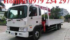 Bán xe chuyên dùng xe cẩu đời 2017, màu xám, nhập khẩu chính hãng, giá tốt giá 690 triệu tại Hà Nội
