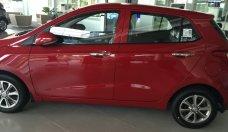 Bán xe Hyundai Grand i10 1.0 AT năm 2018 màu đỏ, giá tốt nhập khẩu, hỗ trợ vay vốn 80% giá trị xe tại Hyundai Đắk Lắk giá 428 triệu tại Đắk Lắk