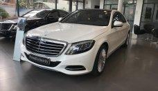 Bán ô tô Mercedes S500L đời 2017, màu trắng số tự động giá 5 tỷ 99 tr tại Hà Nội