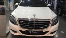 Bán Mercedes S500 năm 2017, màu trắng giá 6 tỷ 599 tr tại Hà Nội