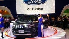 Tel: 0919.263.586: Báo giá Ford Explorer Limited 2018, đủ màu, giao ngay, trả góp 85%, LS thấp giá 2 tỷ 179 tr tại Hà Nội