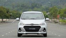 Cần bán Hyundai Grand i10 đời 2018, màu bạc, giá tốt nhất, nhiều khuyến mại giá 315 triệu tại Bắc Giang