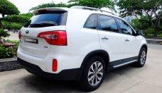 Cần bán Kia Sorento đời 2018, màu trắng, giá chỉ 799 triệu giá 799 triệu tại Gia Lai