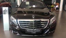 Bán xe Mercedes Maybach 4 Matic S400 đời 2017, màu đen, xe nhập giá 6 tỷ 899 tr tại Hà Nội
